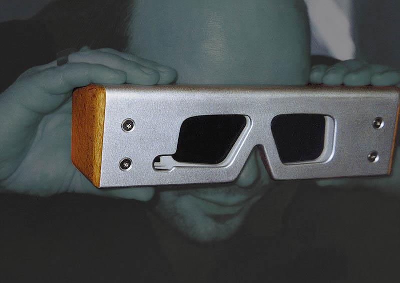 computer exponat stereosehen shutter brille. Black Bedroom Furniture Sets. Home Design Ideas
